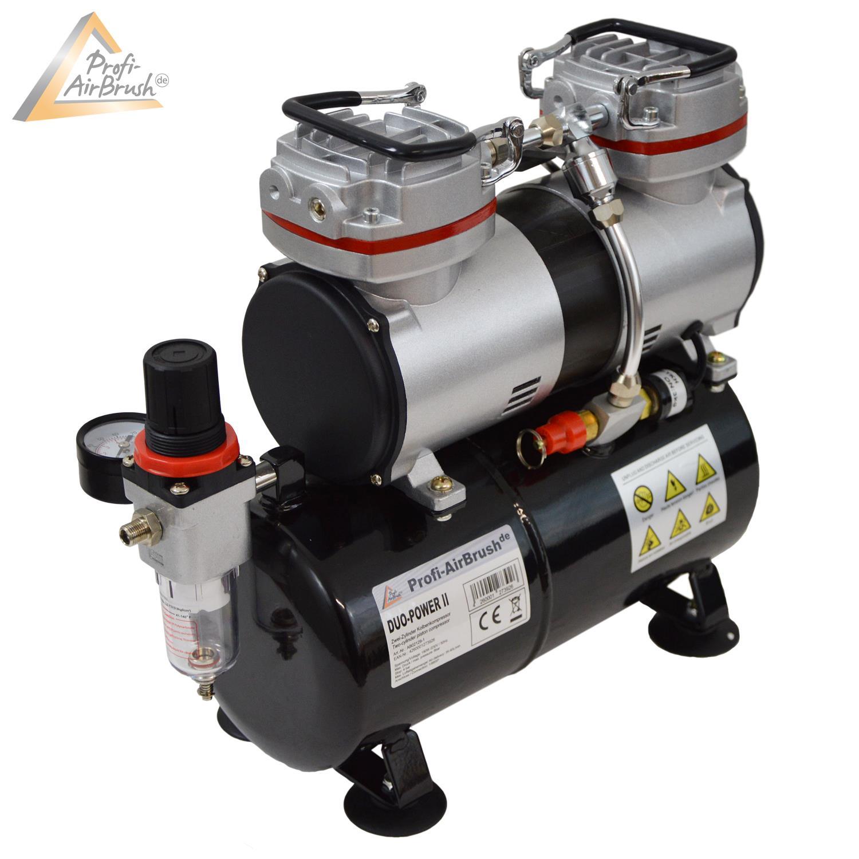 Zwei-Zylinder-Kompressor