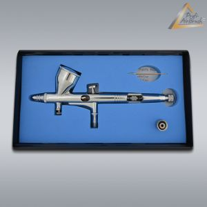 Airbrushpistole Profi-AirBrush Gravity Double-Action-Gun 180 D 0,2