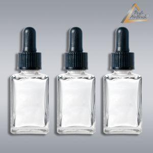 3 x 28 ml Leerflaschen mit Pipetten, Schmincke 81 903