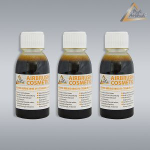 Airbrush Airbrush Körper-Selbstbräunungs Lotion 3er Set