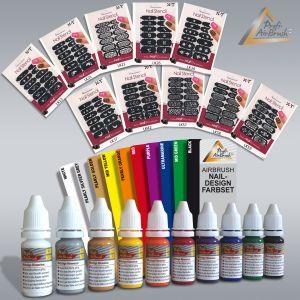 Airbrush Nail Airbrush Set II