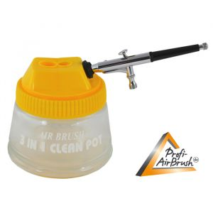Reinigungsset Profi-AirBrush 3 in 1 Cleaningpot 777