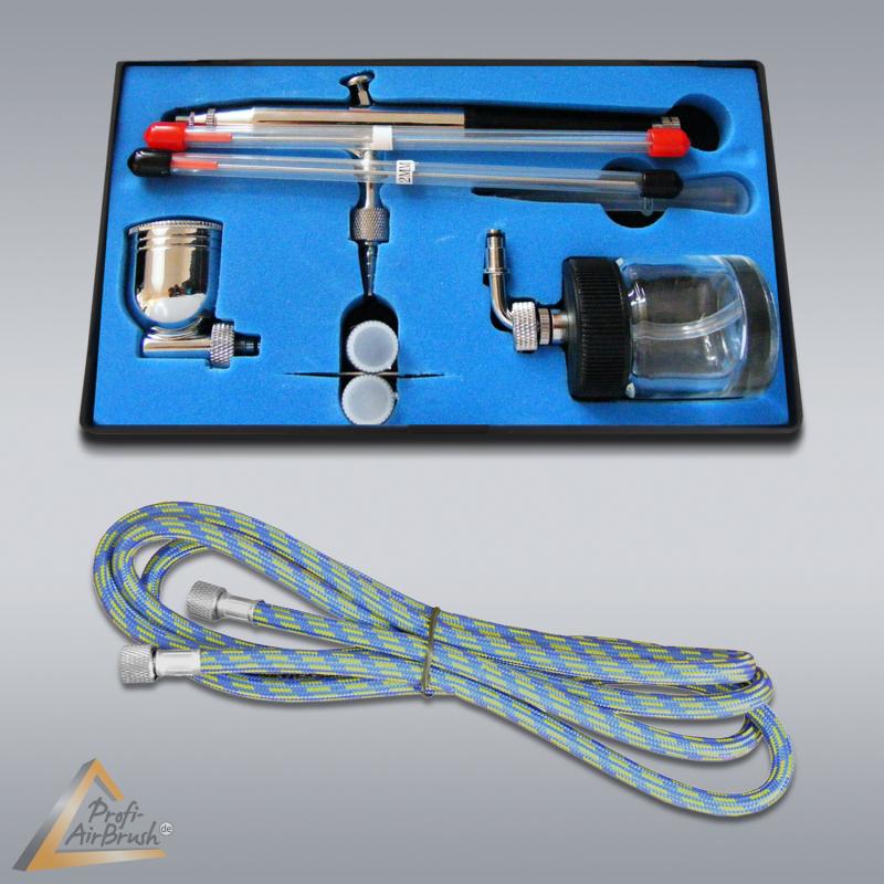 kompressor druckluft compressor druckluftkompressor airbrush set. Black Bedroom Furniture Sets. Home Design Ideas
