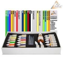 Airbrush Airbrush Körper-Selbstbräunungs Lotion 2er Set