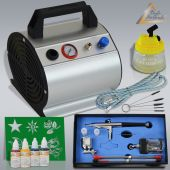 Profi-AirBrush Beauty Maxx II Tattoo Set