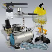 Profi-AirBrush Profi-AirBrush Set Compact II