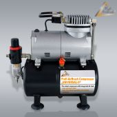Profi-AirBrush Kompressor Universal II mit Zubehörauswahl