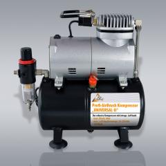 Profi-AirBrush Kompressor Universal mit Zubehörauswahl