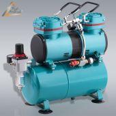 Profi-AirBrush Kompressor DUO-Power II