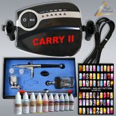 Profi-AirBrush Carry II NAIL Set