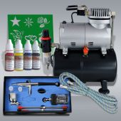 Profi-AirBrush Universal I Tattoo Set