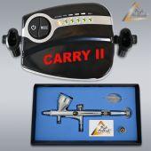 Profi-AirBrush Carry II - Double-Action-Gun 180 D 0,2 mit Zubehörauswahl