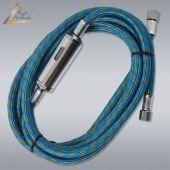 Druckluftschlauch Profi-AirBrush Air hose B3-3 mit Wasserabscheider