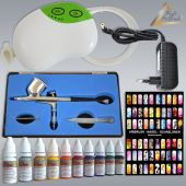 Profi-AirBrush Set Carry III - NAIL Set